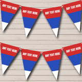 Netherlands Flag Holland Birthday Party Bunting