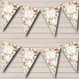 Birdcage Green Carnival Fete Street Party Bunting