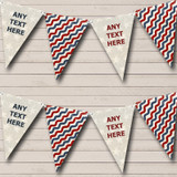 American Flag Stars Colours Carnival, Fete Street Party Bunting