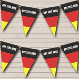 German Flag Germany Carnival, Fete & Street Party Bunting