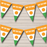 Niger Flag Carnival, Fete & Street Party Bunting