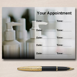 Beauty Or Hair Salon Spa Personalised Appointment Cards