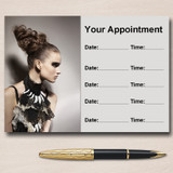 Hair Stylist Hairdresser Mobile Salon Personalised Appointment Cards