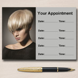 Hair Stylist Salon Hairdresser Personalised Appointment Cards