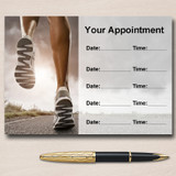Personal Trainer Gym Instructor Health Personalised Appointment Cards