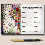 Piercing And Tattoo Personalised Appointment Cards