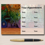Tattoo Artist Studio Personalised Appointment Cards