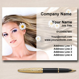 Salon Hair Beauty Spa Massage Nails Personalised Business Cards