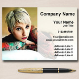 Tattoo Artist Studio Tattooist Personalised Business Cards