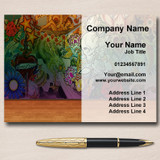 Tattoo Artist Studio Personalised Business Cards