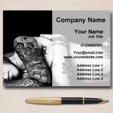 Tattoo Studio Tattooist Personalised Business Cards