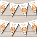 Cute Watercolour Guinea Pig Children's Party Bunting