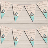 Cute Party Decoration Holy Communion Christening Bunting Garland Party Banner