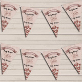 Congratulations Hearts Engagement Bunting Garland Party Banner