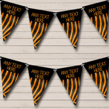 Animal Print Tiger Hen Party Bunting