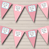 Pink And Blue Polkadot Welcome Home New Baby Bunting