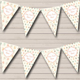 Neutral Nappy Pins Dummies Welcome Home New Baby Bunting