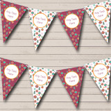 Bells & Snowflakes Christmas Decoration Bunting