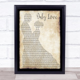 Ben Howard Only Love Man Lady Dancing Music Gift Poster Print