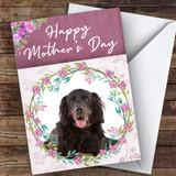 Gordon Setter Dog Traditional Animal Customised Mother's Day Card