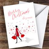 Shopping Xmas Card Hobbies Customised Christmas Card