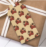 Rustic Toys Christmas Gift Tags