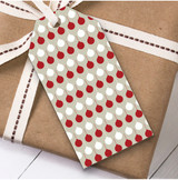 Baubles Christmas Gift Tags