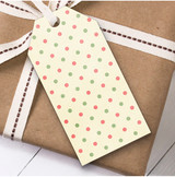 Spotty Christmas Gift Tags