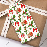 Treats Christmas Gift Tags