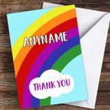 Keyworker Thank You Rainbow Coronavirus Quarantine Greetings Card