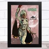 Storm Gaming Comic Style Kids Fortnite Skin Children's Wall Art Print