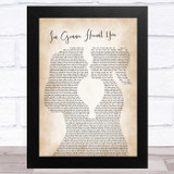 Fabienne Delsol I'm Gonna Haunt You Lesbian Women Gay Brides Couple Wedding Song Lyric Music Art Print