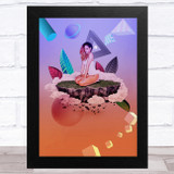 Rihanna Iconic Obscure Children's Kid's Wall Art Print