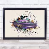 Cars Ramone Children's Kid's Wall Art Print