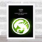 Alien Classic Film Poster Movie Poster Film Wall Art Print