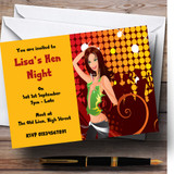 Girls Night Out Customised Hen Do Night Party Invitations