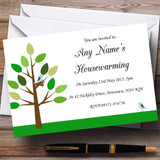 Birds Nest Housewarming Party Customised Invitations