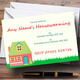 Happy Home Housewarming Party Customised Invitations