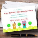 Sunny New Home Housewarming Party Customised Invitations