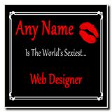 Web Designer World's Sexiest Coaster