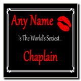 Chaplain World's Sexiest Coaster