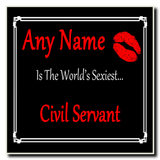 Civil Servant World's Sexiest Coaster