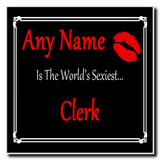 Clerk World's Sexiest Coaster