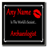 Archaeologist World's Sexiest Coaster