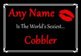 Cobbler World's Sexiest Placemat