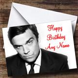 Robbie Williams Customised Birthday Card