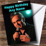 Neil Diamond Customised Birthday Card