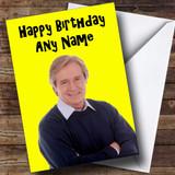 Ken Barlow Customised Birthday Card