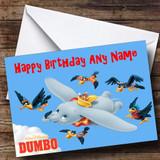 Dumbo Customised Birthday Card