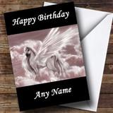 Mystical Pegasus Customised Birthday Card